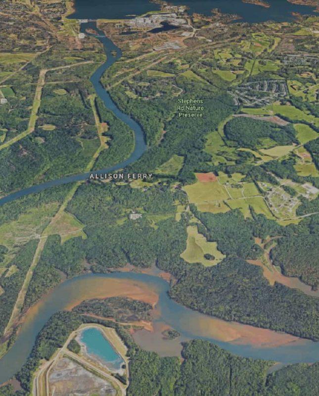Stephens Road Nature Preserve Huntersville North Carolina