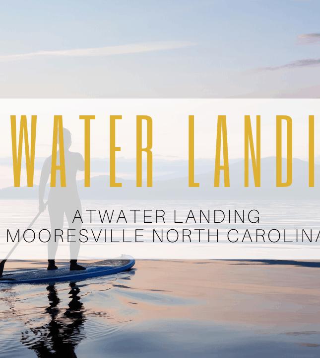 Atwater Landing Lake Norman