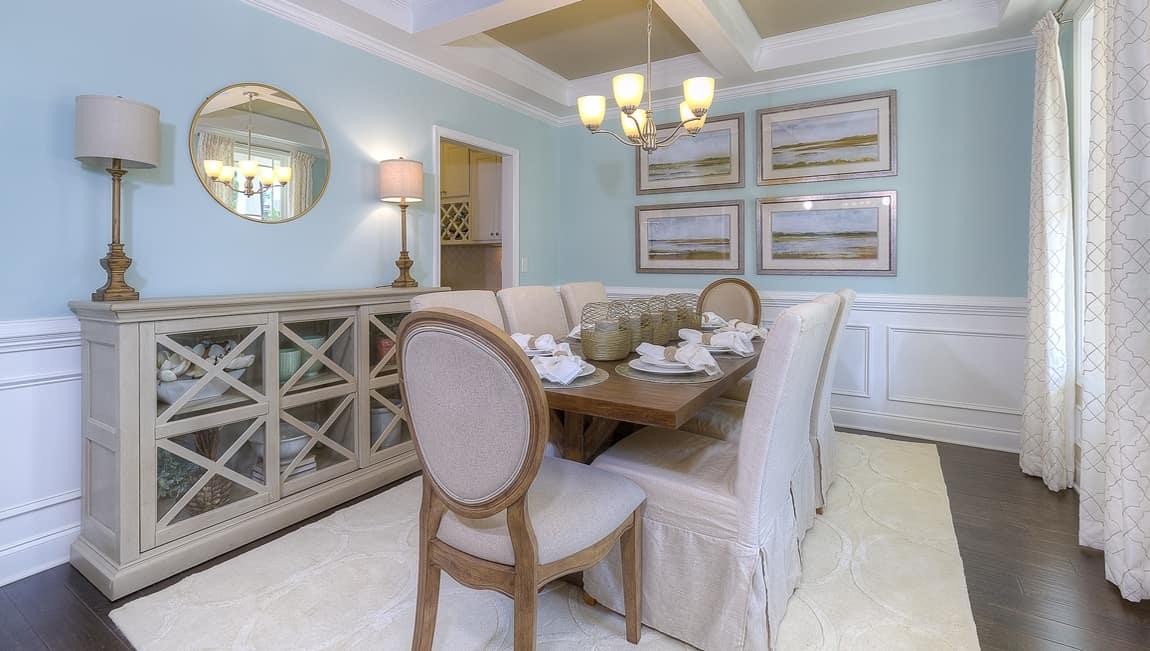 DR Horton Hampshire Dining Room