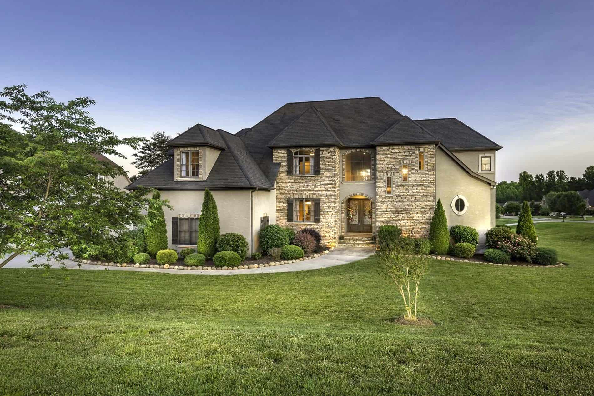 Walden Ridge Estate Homes Mooresville North Carolina